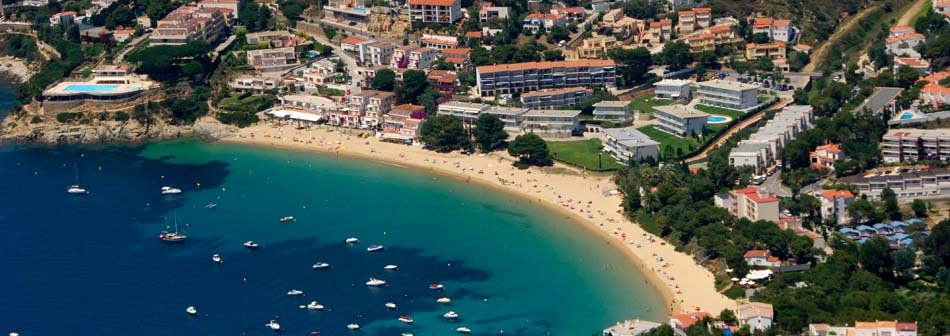 Roses h tels appartements campings restaurants plages for Appart hotel rosas